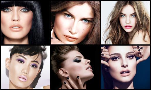 Maquillage brunes