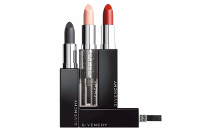 Lively collection : Rouges à lèvres Givenchy