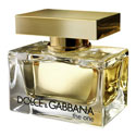 "Flacon de parfum ""The one"" Dolce et Gabbana"
