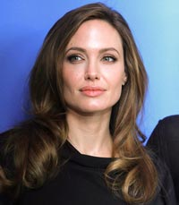 Angelina Jolie - In the land of blood premiere