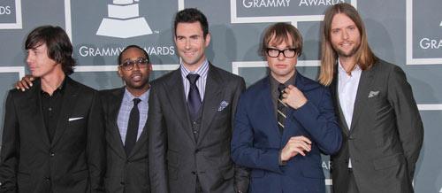 Groupe Maroon 5