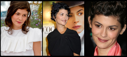 diaporama photos audrey tautou