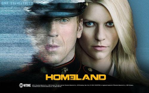 Homeland avec Claire Danes