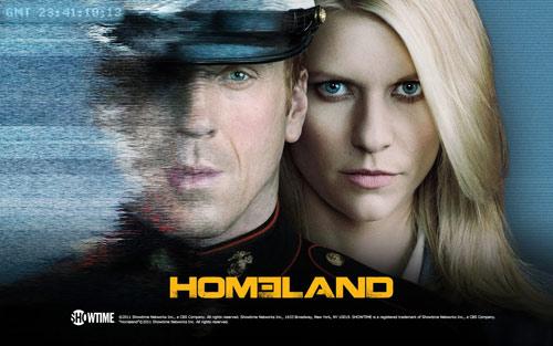 Homeland : Claire Danes et Daniel Lewis