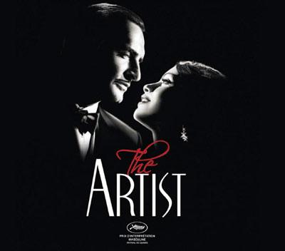 The artist : Affiche du film