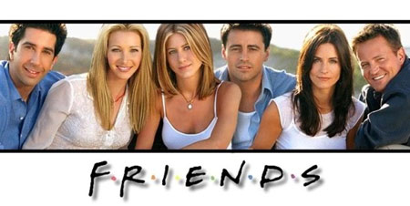 Série TV Friends : Casting