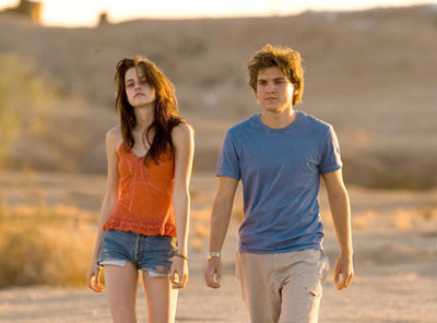 Wild Kristen Stewart on Into The Wild  Avec Kristen Stewart