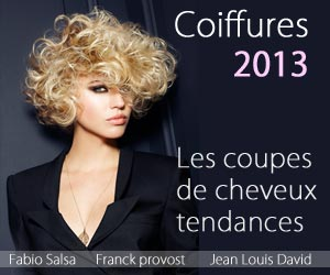 Coiffure 2013 : Coupes de cheveux